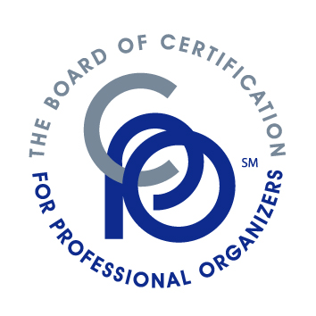 Click to visit the Board of Certification of Professional Organizers